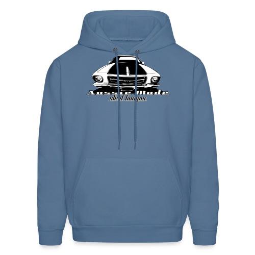HQ STEEL BUMPER - Men's Hoodie