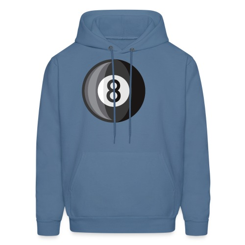 8 Ball - Men's Hoodie