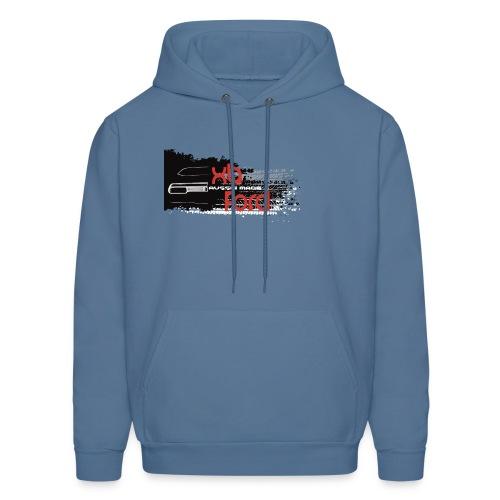 XB Coupe skid - Men's Hoodie