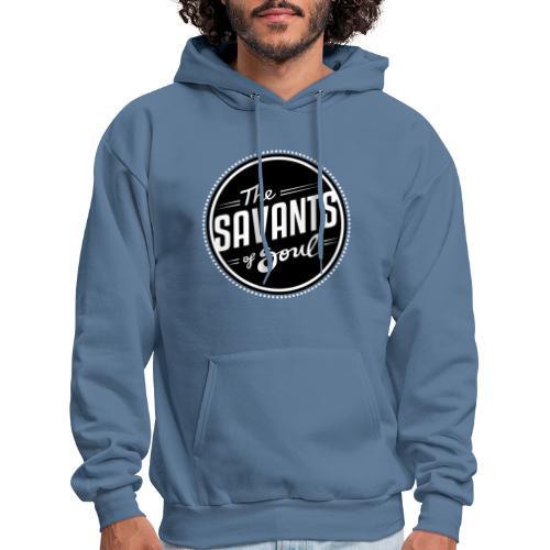 Savants of Soul Logo - Men's Hoodie