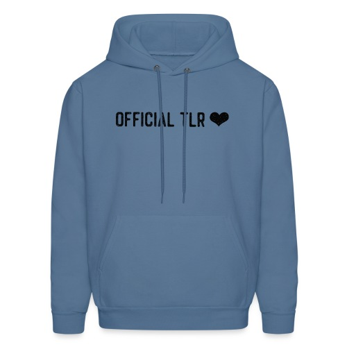Official TLR ❤️- Black Font - Men's Hoodie