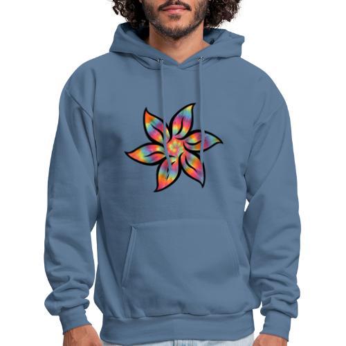 Deeper love flower - Men's Hoodie