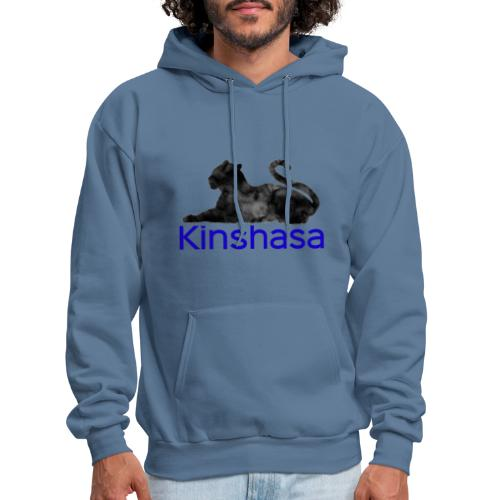 Collection Leopard of Kinshasa - Men's Hoodie