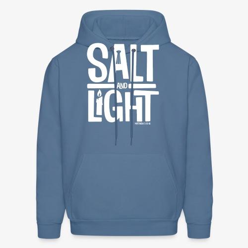 Salt + Light - Men's Hoodie