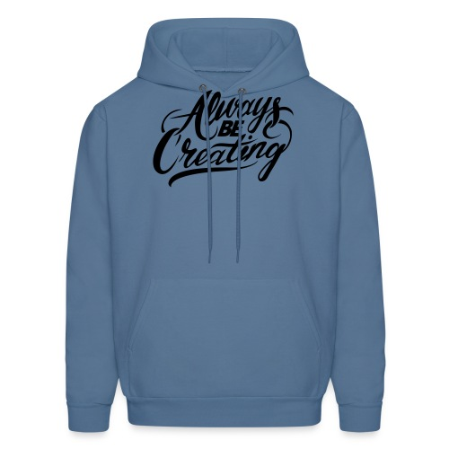 ABC-Always Be Creating - Men's Hoodie