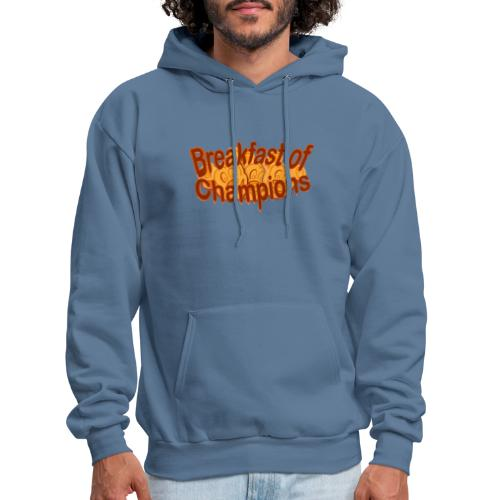 Breakfast of Champions - Men's Hoodie