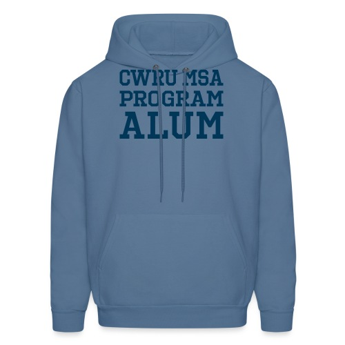 CWRU MSA Program Alum - Men's Hoodie