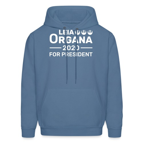 Leia Organa For President 2020 - Men's Hoodie