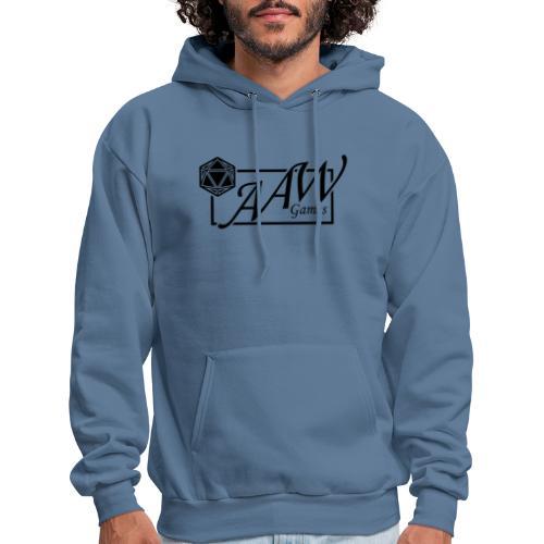 AAW Games (black logo) - Men's Hoodie