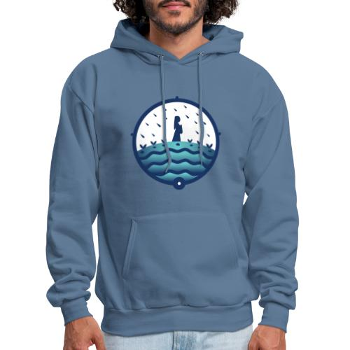 Marche de L'eau Kipawa Temiskaming Water Walk 2021 - Men's Hoodie