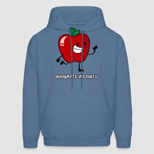 Apple Single - Men's Hoodie