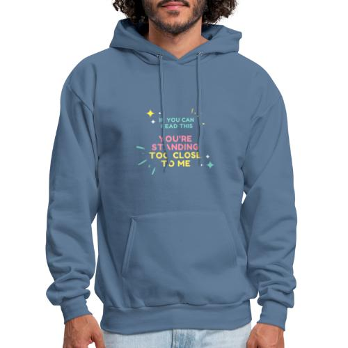 IF YOU CAN - Men's Hoodie