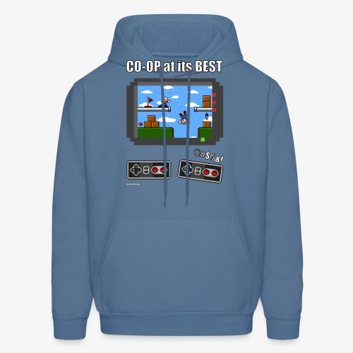 Pixel Art: CO-OP at its BEST - Men's Hoodie