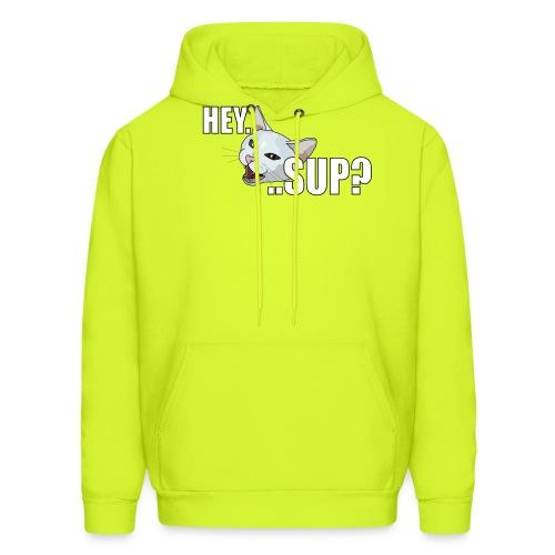 heysupfinal - Men's Hoodie
