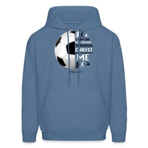 soccer - Men's Hoodie