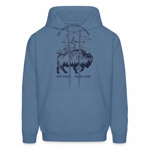 EGYPT MOUNTAIN TSHIRT - Men's Hoodie
