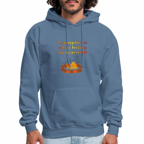 Around the Campfire - Men's Hoodie