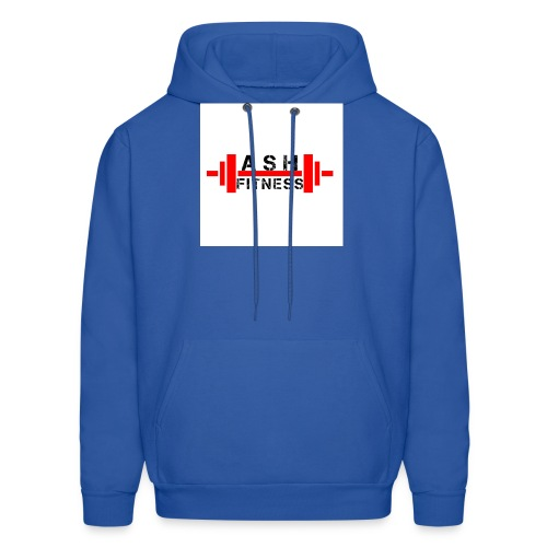 ASH FITNESS MUSCLE ACCESSORIES - Men's Hoodie