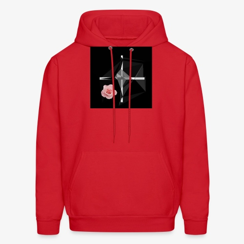Roses and their thorns - Men's Hoodie