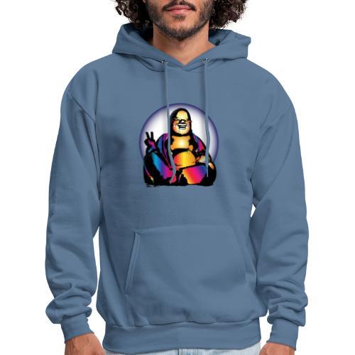 Cool Buddha - Men's Hoodie