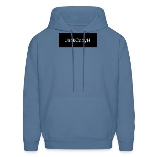 JackCodyH black design - Men's Hoodie
