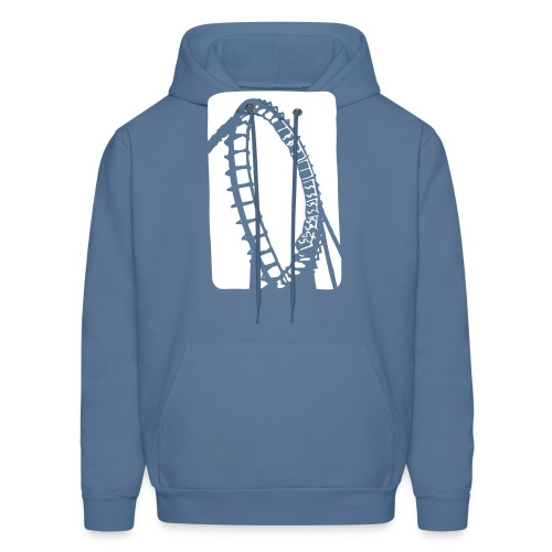 Roller Coaster - Men's Hoodie