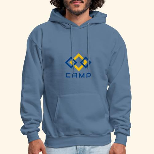 CAMP LOGO and products - Men's Hoodie