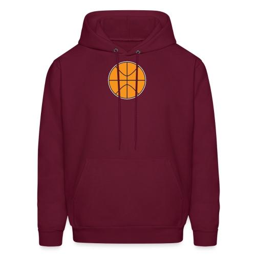 Plain basketball - Men's Hoodie