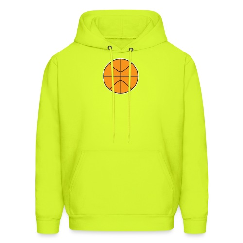 Plain basketball - Men's Hoodie