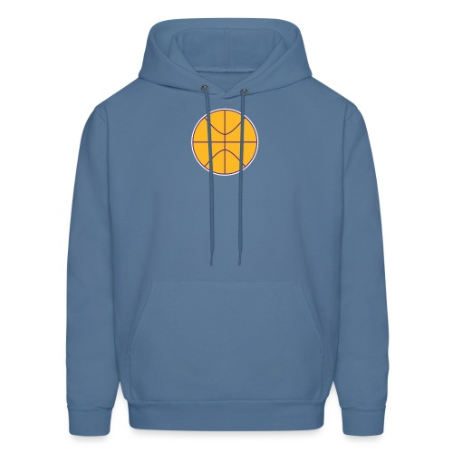 Basketball purple and gold - Men's Hoodie