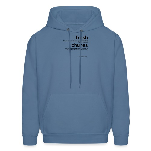 Clothing for All Urban Occasions (Blk) - Men's Hoodie