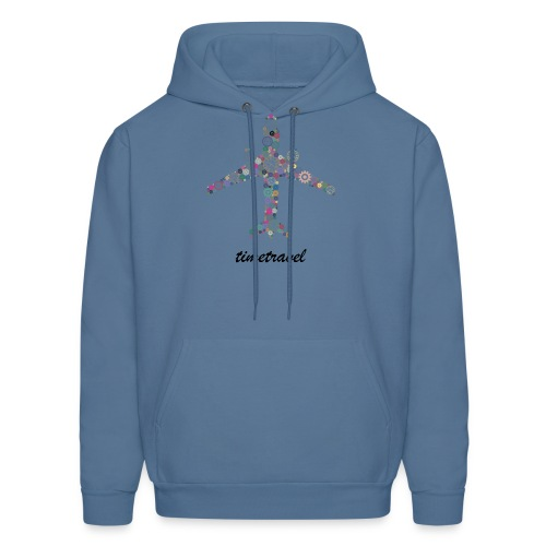 Time To Travel - Men's Hoodie