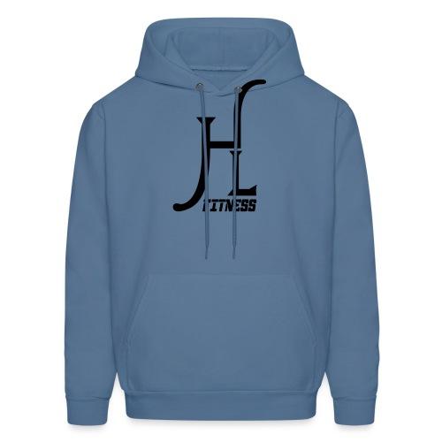 HLF Vector Blk - Men's Hoodie