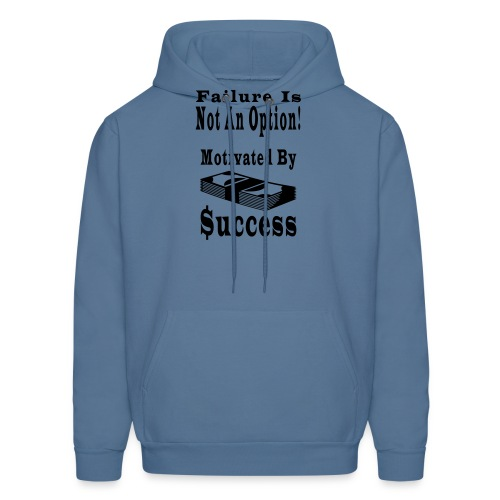 Motivated By Success - Men's Hoodie