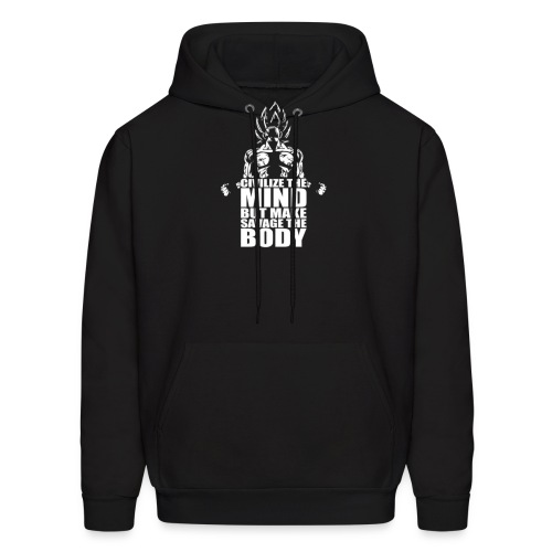 Dbz C Shirt - Men's Hoodie