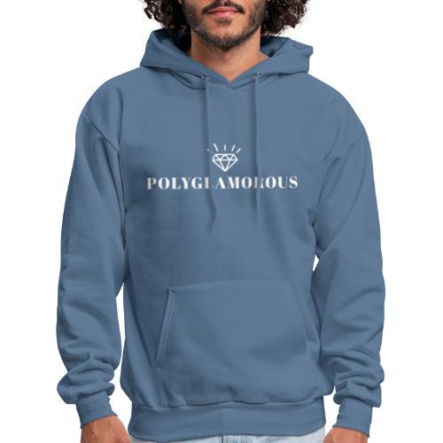 Polyglamorous - Men's Hoodie