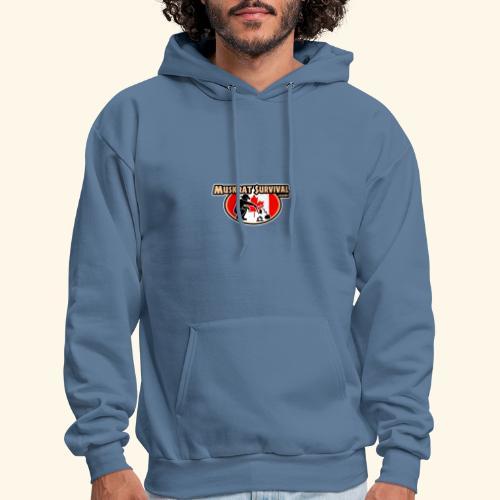 Muskrat Badge 2020 - Men's Hoodie