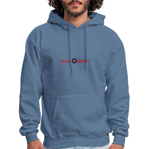 Sign1 Fashion - Men's Hoodie