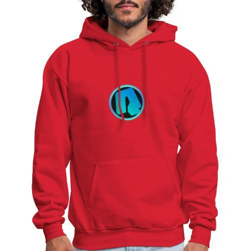 Channel Logo - qppqrently Main Merch - Men's Hoodie