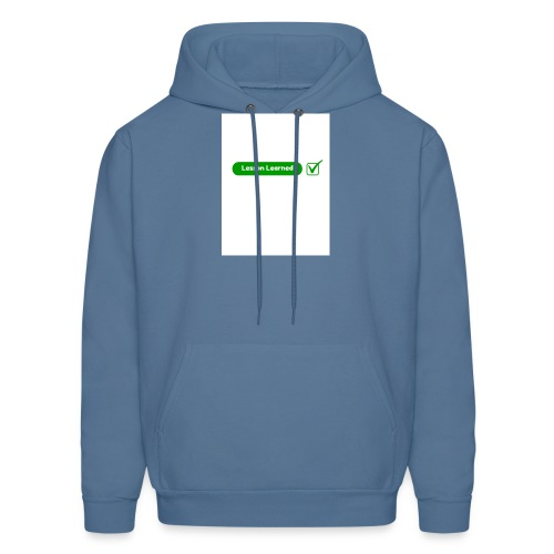 Lesson Learned - Men's Hoodie