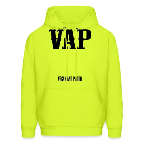 VAP Vegan and Proud - Men's Hoodie