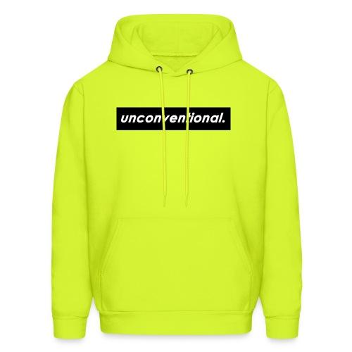 Unconventional - Men's Hoodie