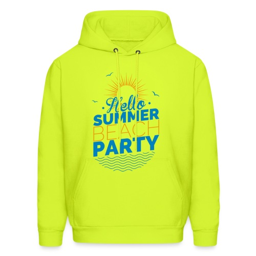 Summer party collection - Men's Hoodie