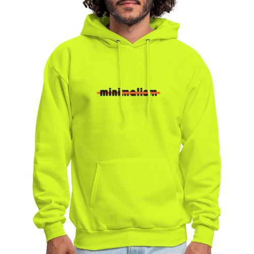 minimalism - Men's Hoodie
