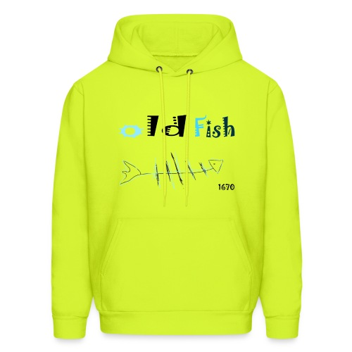 old fish - Men's Hoodie