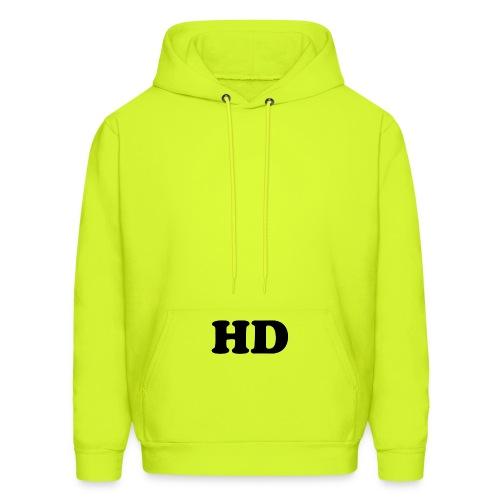 Offical hd logo merch - Men's Hoodie