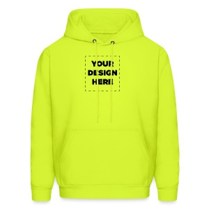 Name of design - Men's Hoodie
