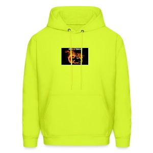 Fire_Fisher - Men's Hoodie