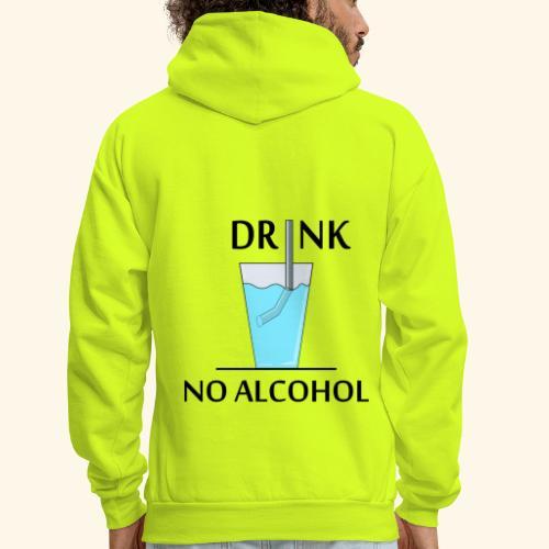 DRINKING - Men's Hoodie