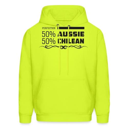 AUSSIE AND CHILEAN - Men's Hoodie